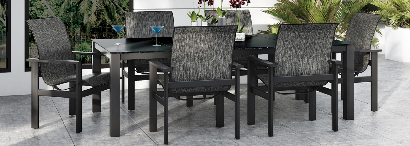 Homecrest Elements Outdoor Furniture Collection