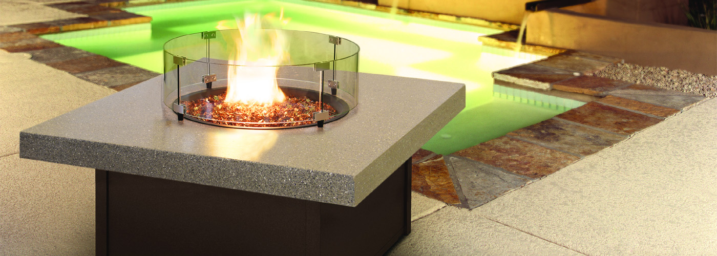 Homecrest Fire Tables