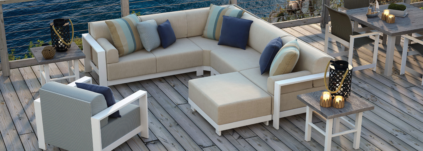 Homecrest Grace Outdoor Furniture Collection