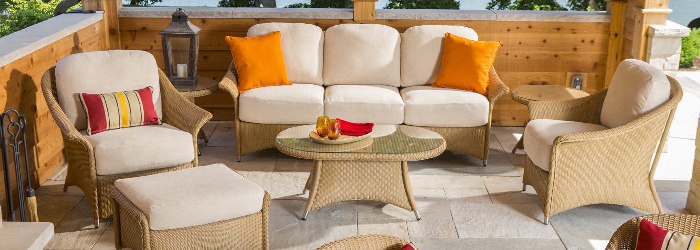 Lloyd Flanders Generations Collection Outdoor Wicker