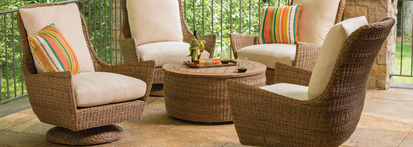 Lloyd Flanders Tobago Collection Usa Outdoor Furniture