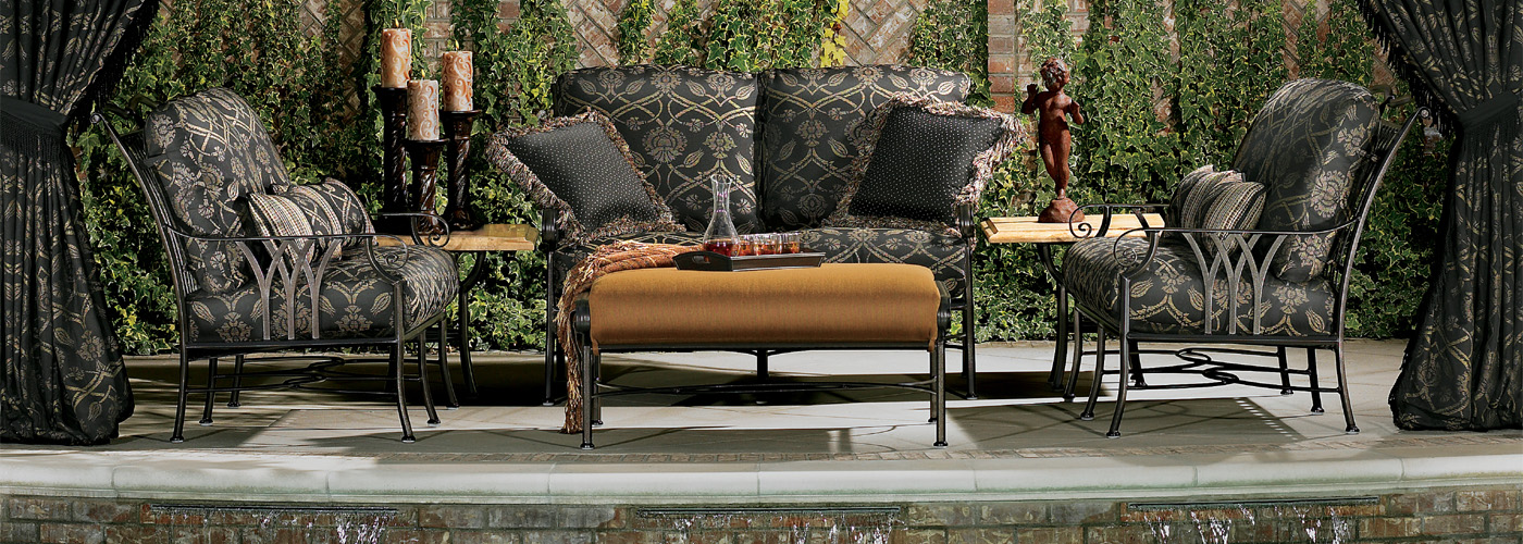 Ow Lee Montrachet Collection Ow Lee Aluminum Outdoor Furniture