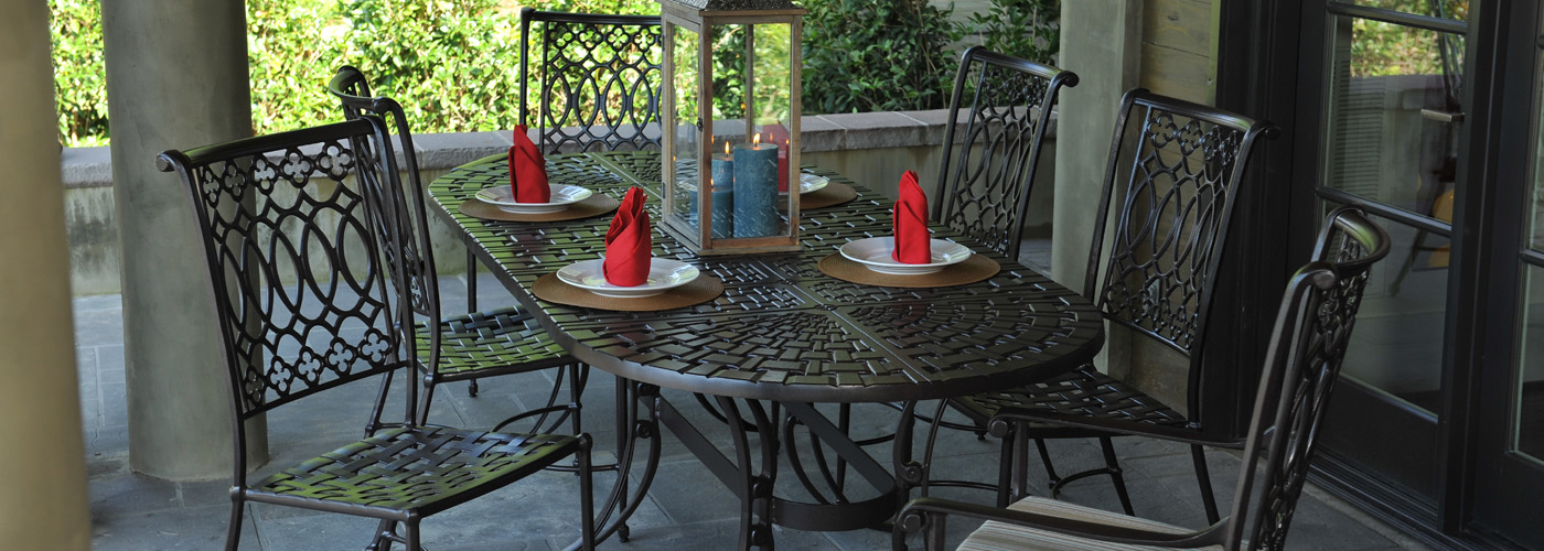 Windham Castings Elysee Patio Furniture Collection