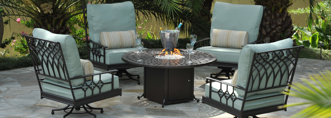 Windham Fire Pit Tables