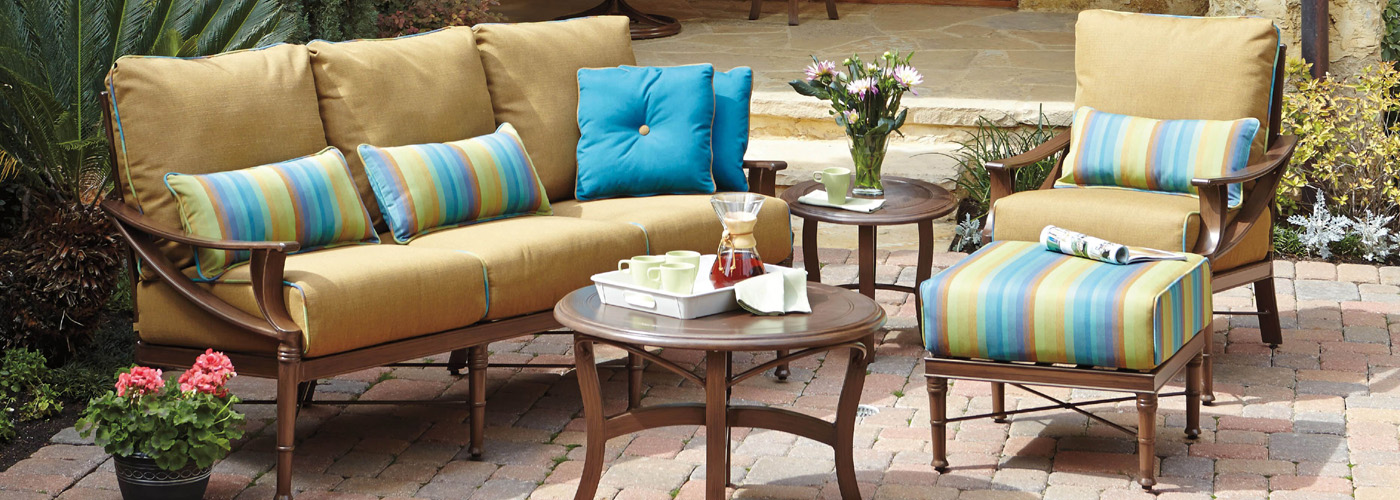 Woodard Arkadia Collection Woodard Patio Furniture