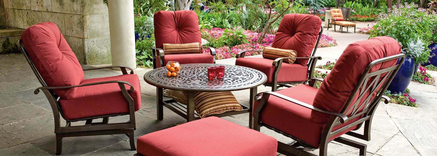 Woodard Cortland Collection Usa Outdoor Furniture