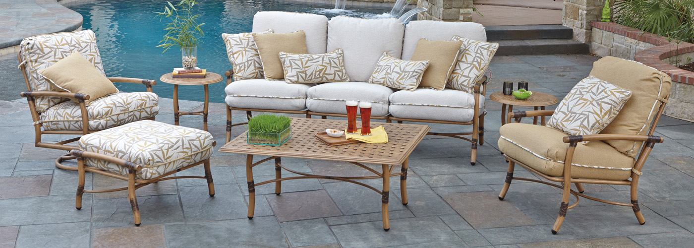 Woodard Glade Isle Collection Usa Outdoor Furniture
