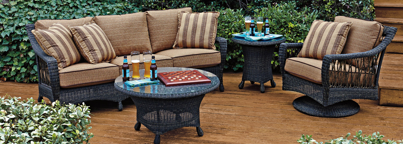 woodard ramsgate patio furniture