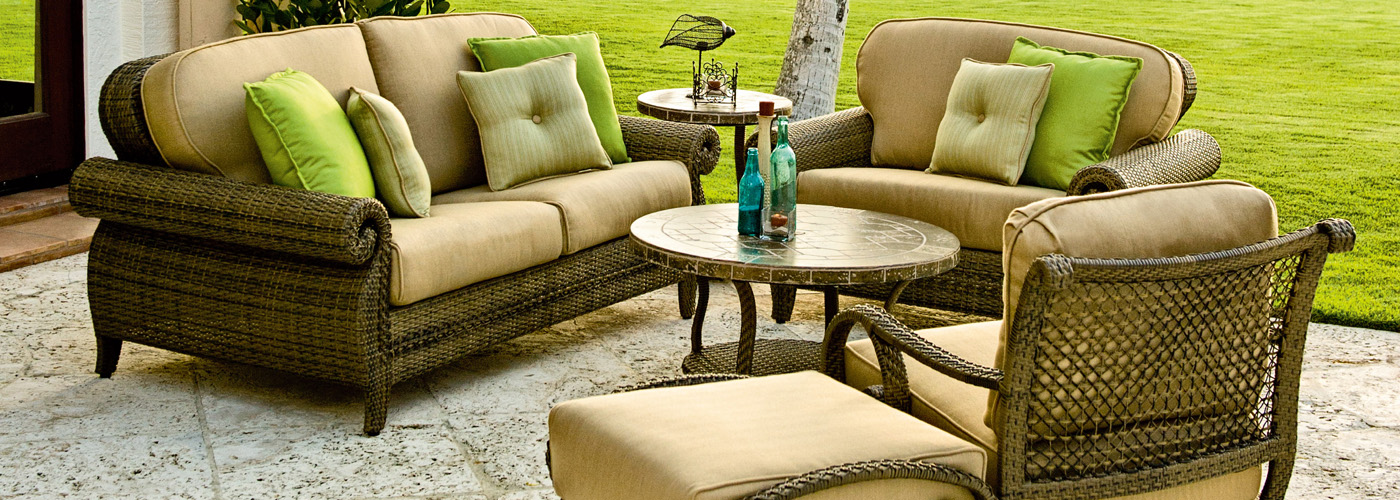 Woodard South Shore Collection Usa Outdoor Furniture