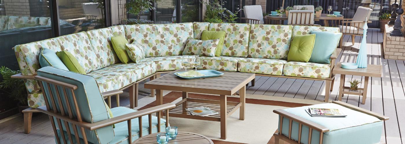 Woodard Van Dyke Collection Usa Outdoor Furniture