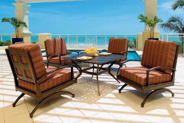 Lounge Chair Sets for Outdoors