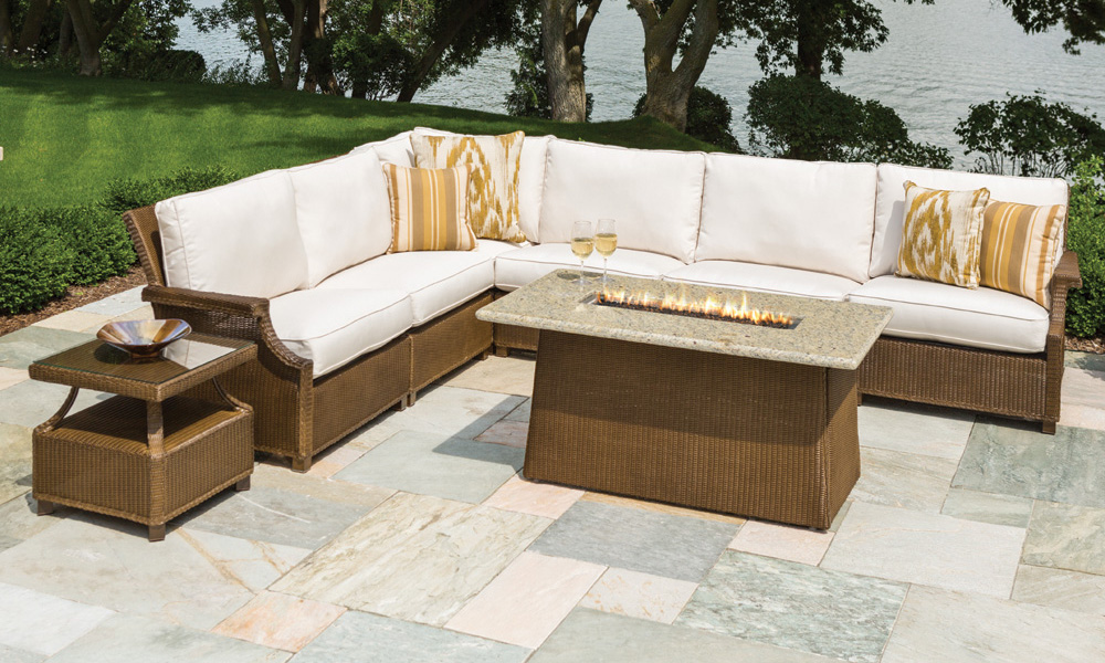 Charmant Outdoor Sectional Sofa Sets