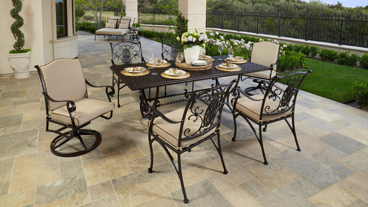 marsh picture furniture patio creek table of dining