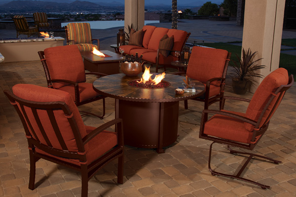 Outdoor Fire Tables