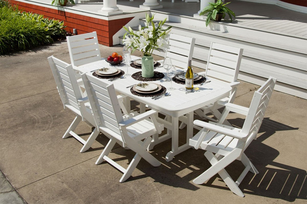 Shop Outdoor Furniture By Material Aluminum Wrought