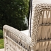 Mackinac Vinyl Wicker Patio Lounge Set - LF-MACKINAC-SET5