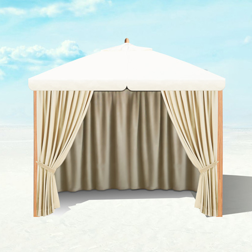 Bambrella alize 10 foot square pavilion 30m sq a for Pavilion cost per square foot