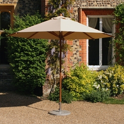 Bambrella Levante 8 and a half Foot Round Umbrella - 25m-R-LCT