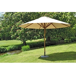 Bambrella Levante 11.5 Foot Round Umbrella - 35m-R-L