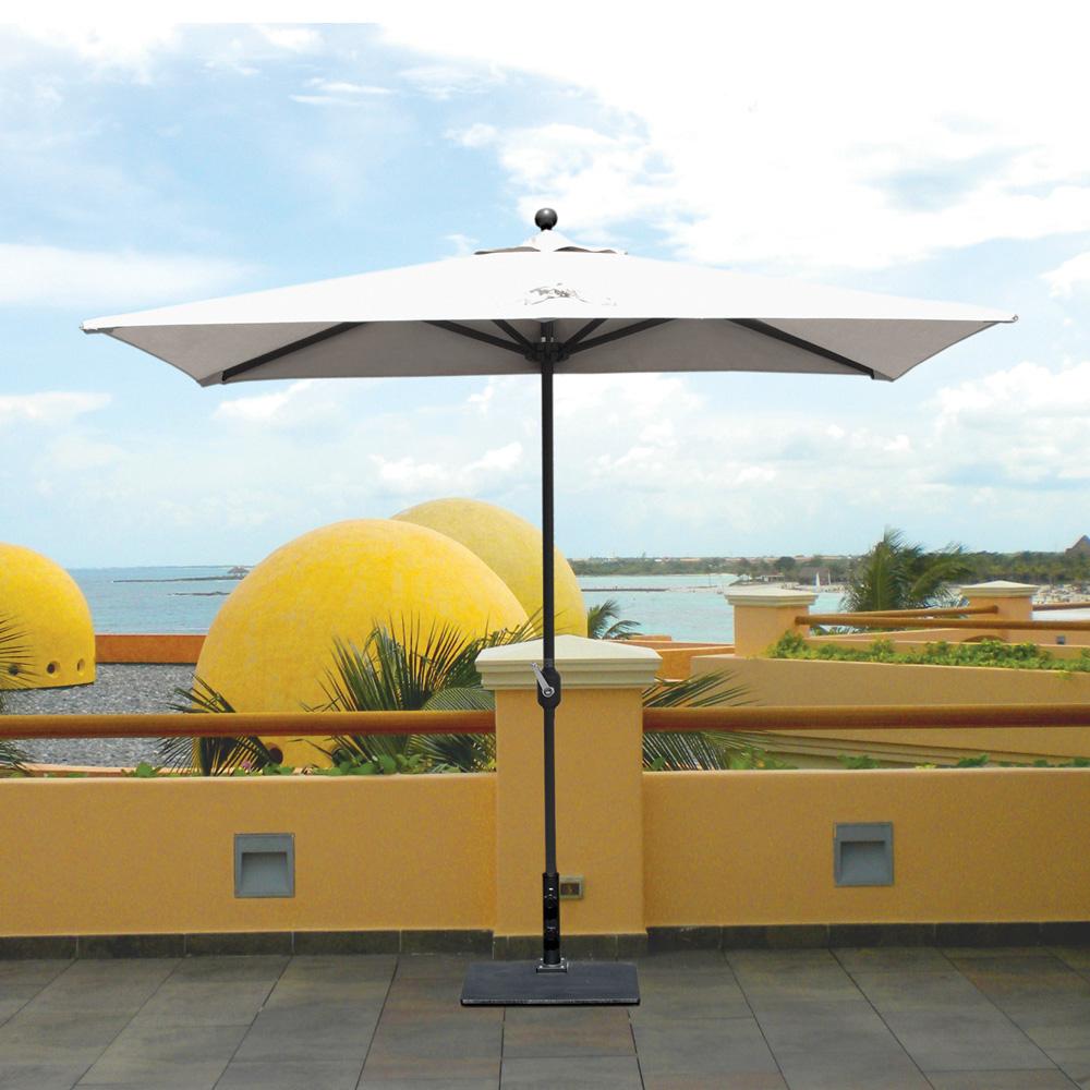 100 galtech patio umbrellas galtech quick ship teak 9 foot