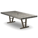 Homecrest Atlas 45 inch by 87 inch Rectangle Dining Table - 154587D