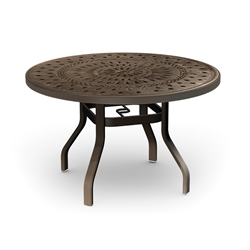 Homecrest Camden Cast 42 inch Round Dining Table - 1442RD