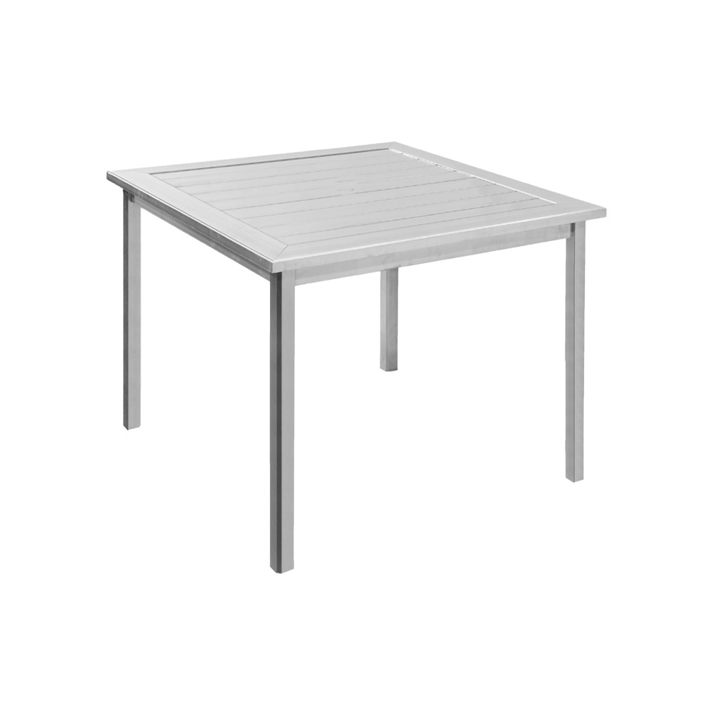 Homecrest Dockside 32 Inch Square Balcony Table - 313232B