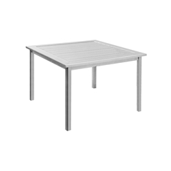 Homecrest Dockside 32 Inch Square Dining Table - 313232D