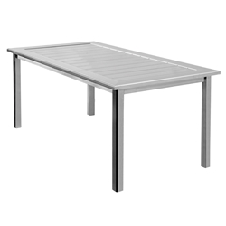 Homecrest Dockside 44 inch by 87 inch Rectangle Dining Table - 314487D