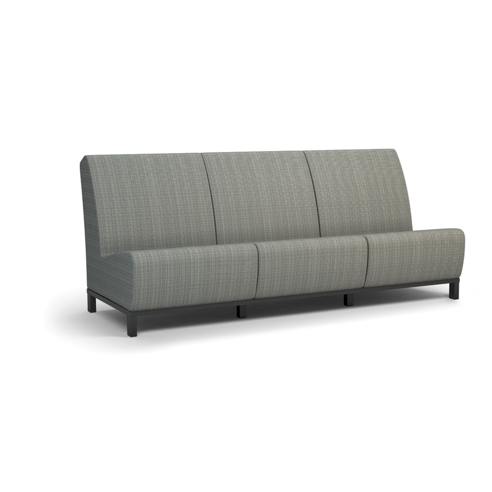 Homecrest Elements Air Armless Sofa - 51AR43N