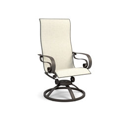 Homecrest Emory High Back Swivel Rocker Dining Chair - 2M900