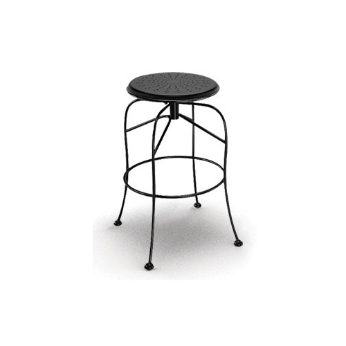 Prime Homecrest Espresso Backless Swivel Bar Stool Beatyapartments Chair Design Images Beatyapartmentscom