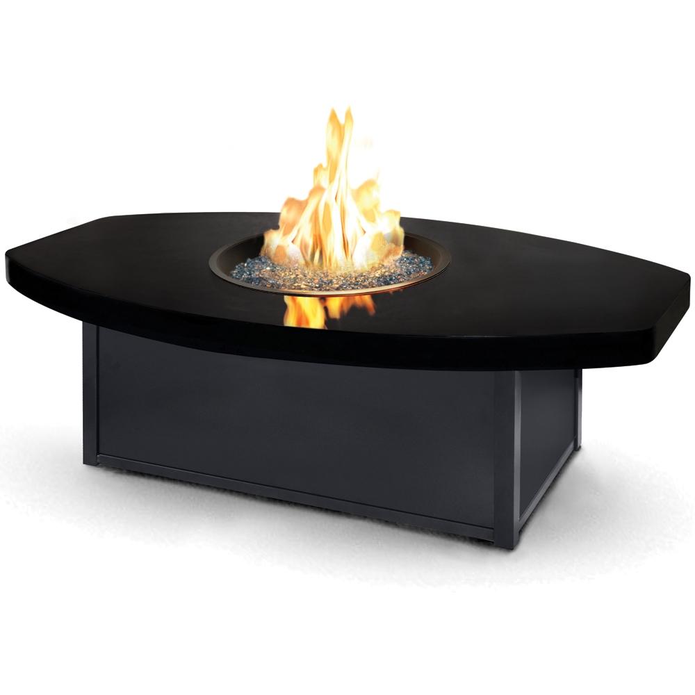 Homecrest Aurora Icon 36 Quot X 60 Quot Eye Fire Table 893660e