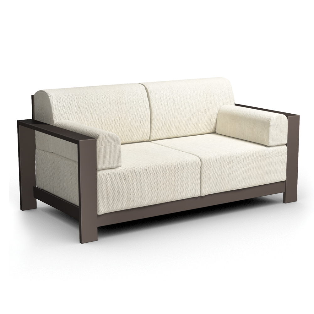 Homecrest Grace Cushion Loveseat - 10420