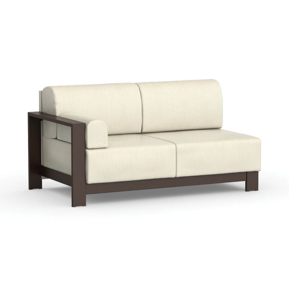 Homecrest Grace Modular Right Arm Loveseat - 1042R