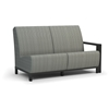 Homecrest Grace Air Left Arm Loveseat  - 10AR42L