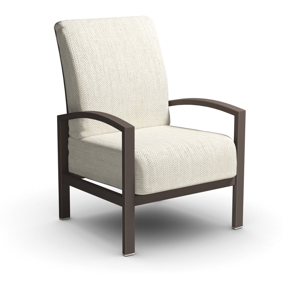 Homecrest Havenhill Cushion Chat Chair - 4A39A