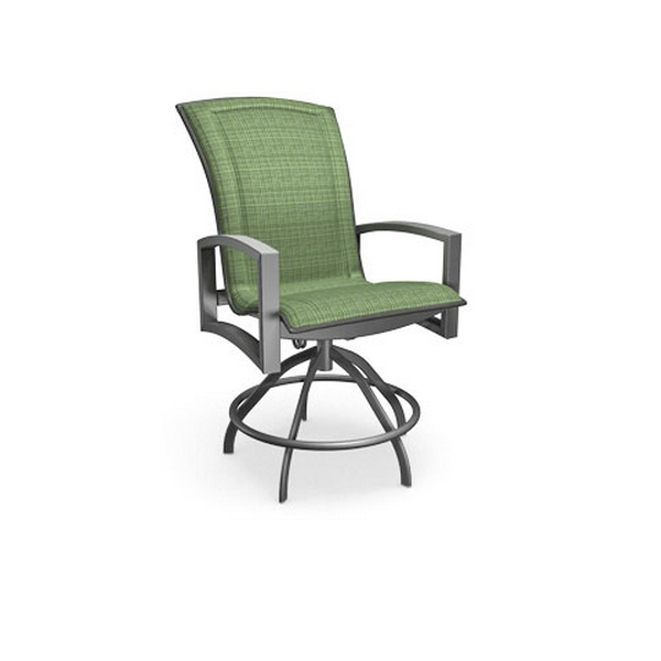 Homecrest Havenhill Swivel Rocker Balcony Stool - 4A780