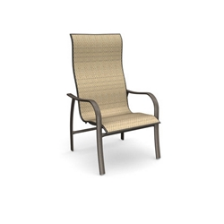Homecrest Holly Hill High Back Dining Chair - 2A379