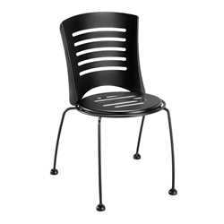 Homecrest Latte Stackable Side Chair - 90592