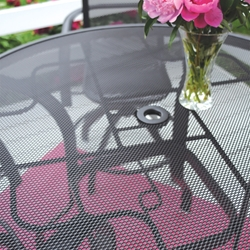 Homecrest Mesh Tables