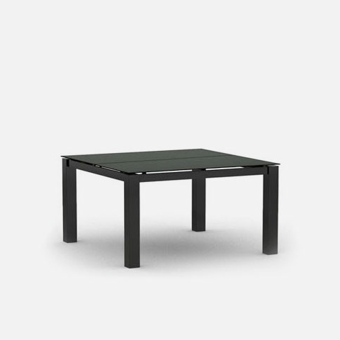Homecrest Mode Square Chat Table C - 44 inch square coffee table