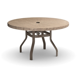 Homecrest Slate 48 inch Round Dining Table - 3748RDSL