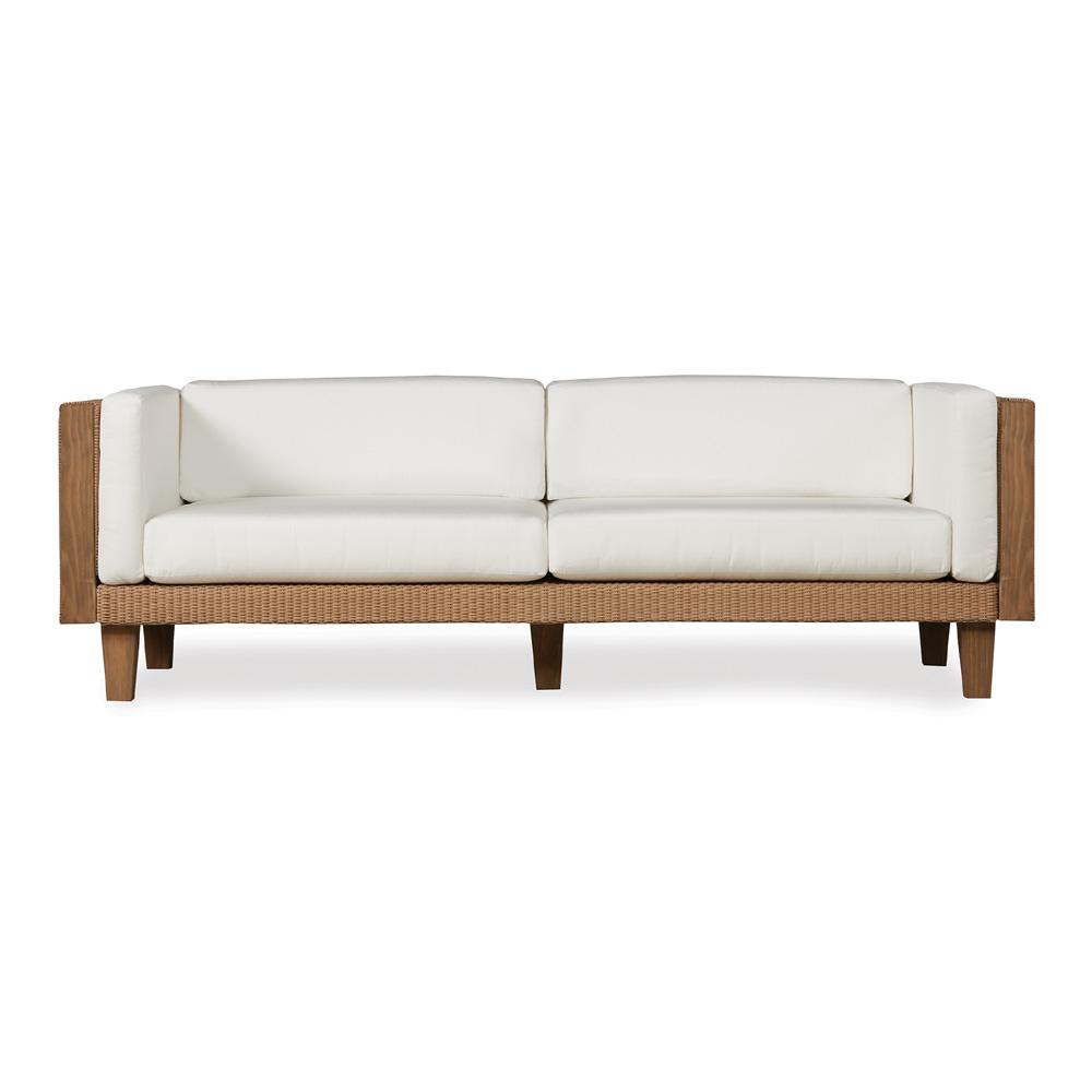 Lloyd Flanders Catalina Sofa and Lounge Chair Wicker Patio Set