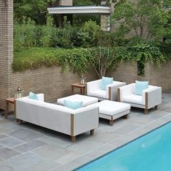 Lloyd Flanders Sofa Sets Deep Seating Outdoor Furniture Sets