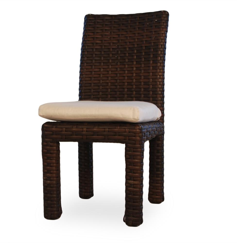 ... Contempo Wicker Outdoor Furniture By Lloyd Flanders Contempo Woven  Vinyl Wicker 5 Piece Patio ...