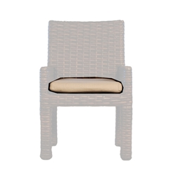 Lloyd Flanders Contempo Dining Arm Chair Cushion - 38901