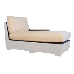 Lloyd Flanders Contempo Left Arm Chaise Cushions - 38926-38725