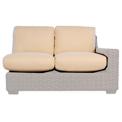 Lloyd Flanders Contempo Left Arm Love Seat Cushions - 38950-38750-38052