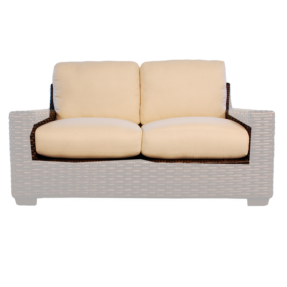 Lloyd Flanders Contempo Love Seat Cushions 38950 38750